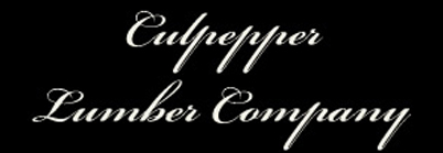 Culpepper Lumber Company